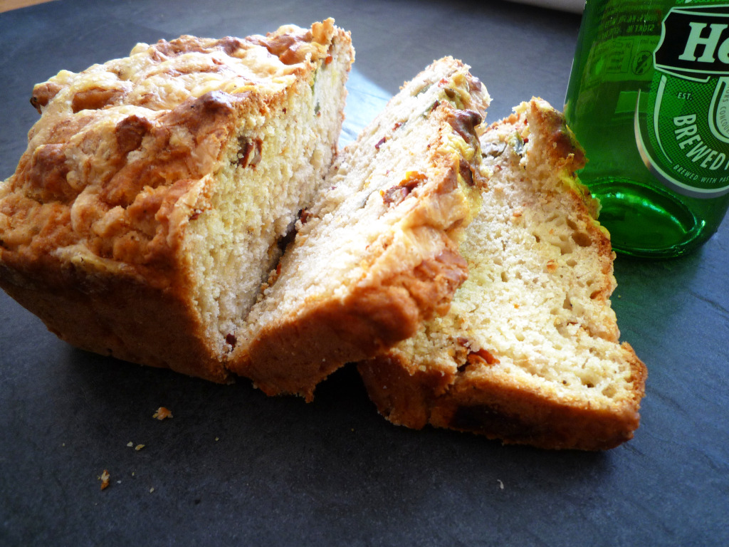 cheese and beer bread2