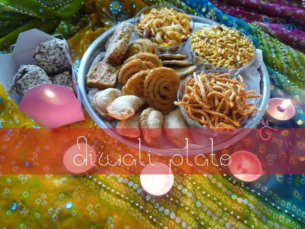 diwali-plate