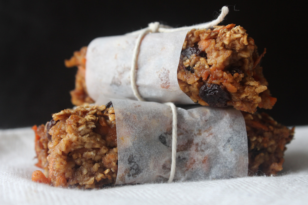 carrot cake oat bars3
