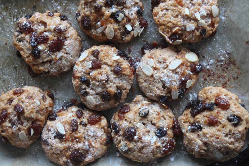 Mincemeat scones 2