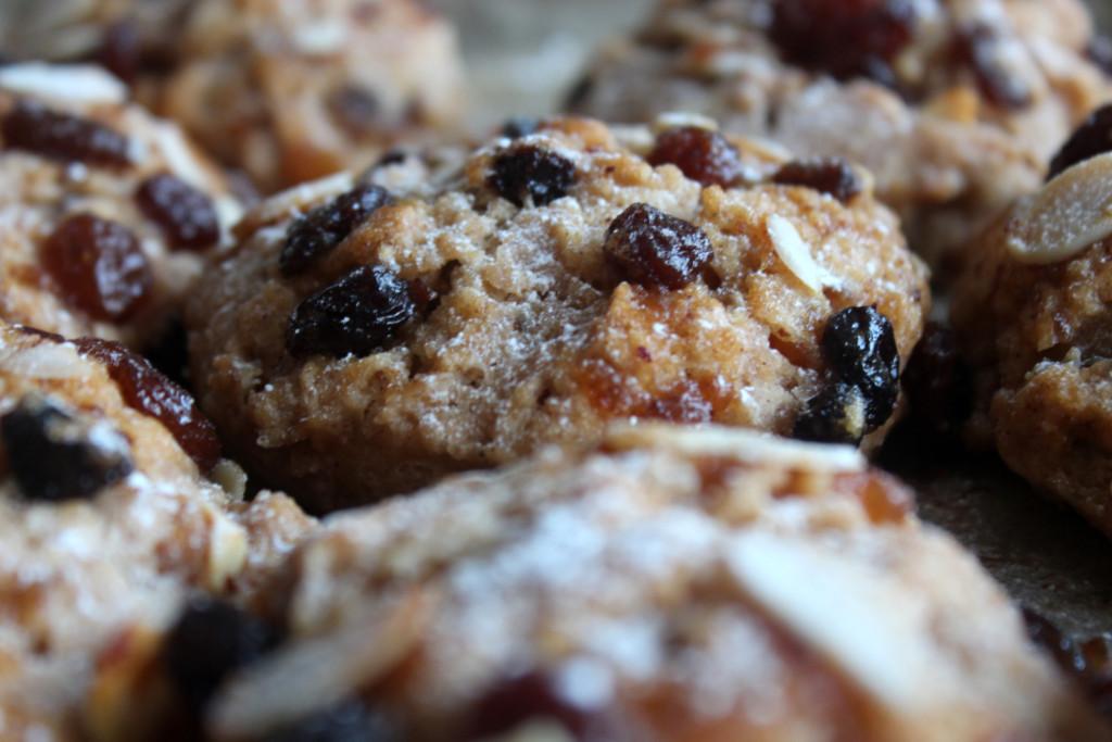 Mincemeat scones 3