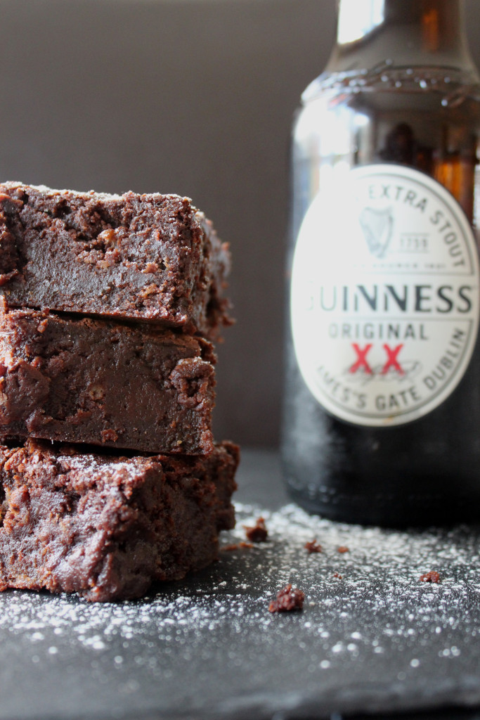 Guiness Brownies9