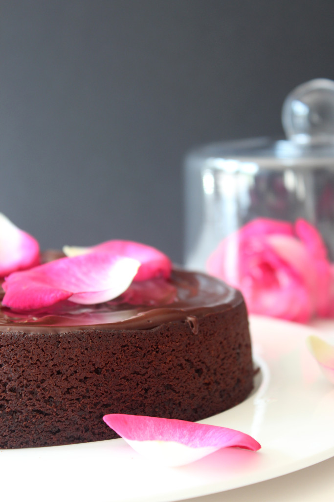 Eggless beetroot2