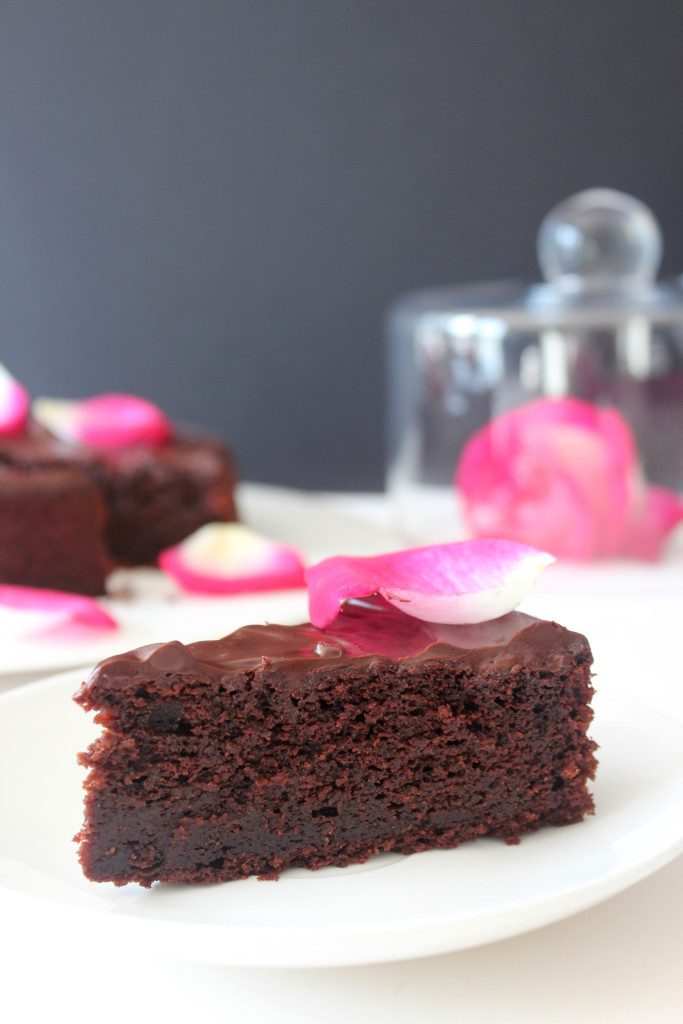 Eggless beetroot5