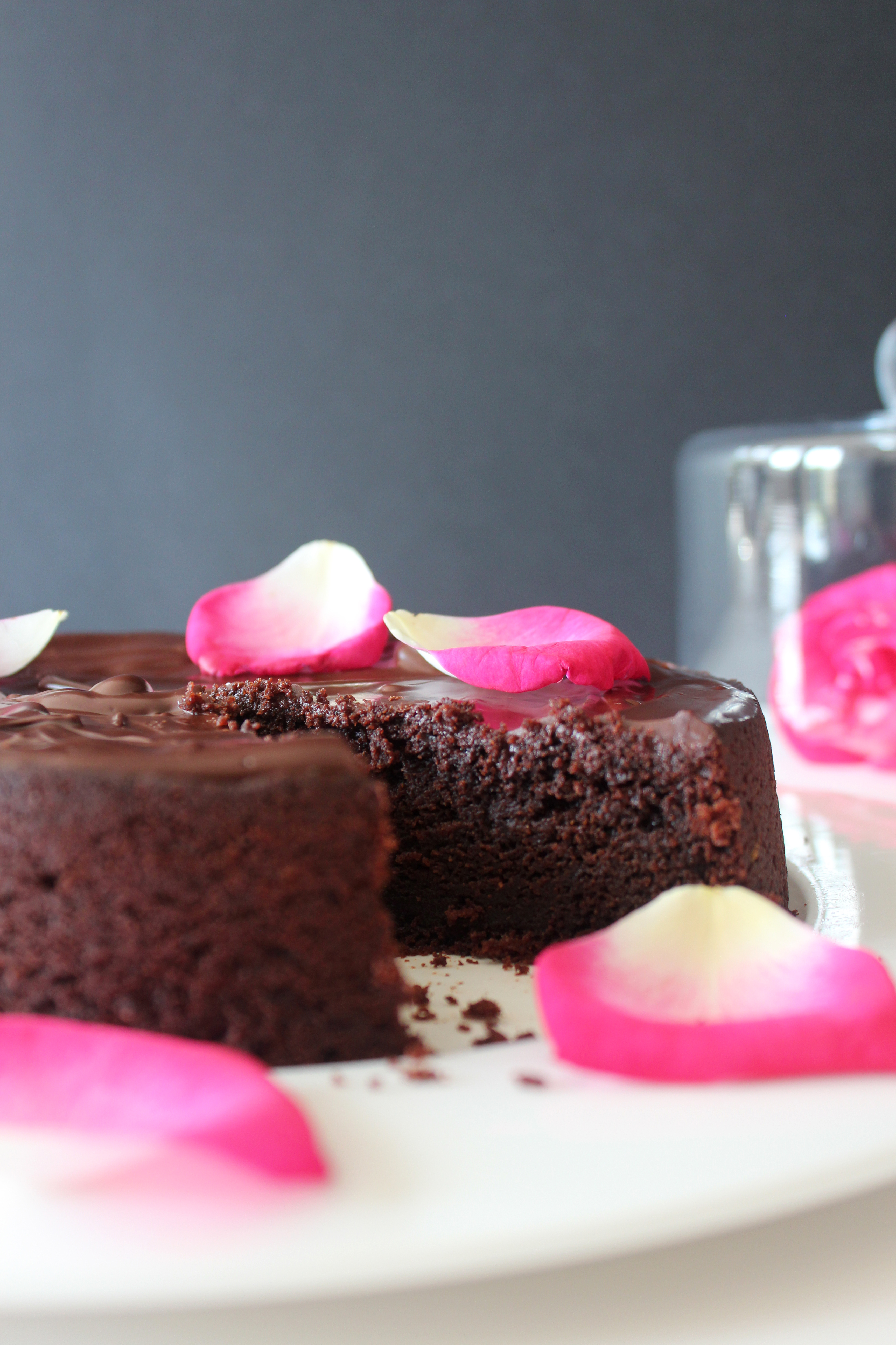 Eggless beetroot6