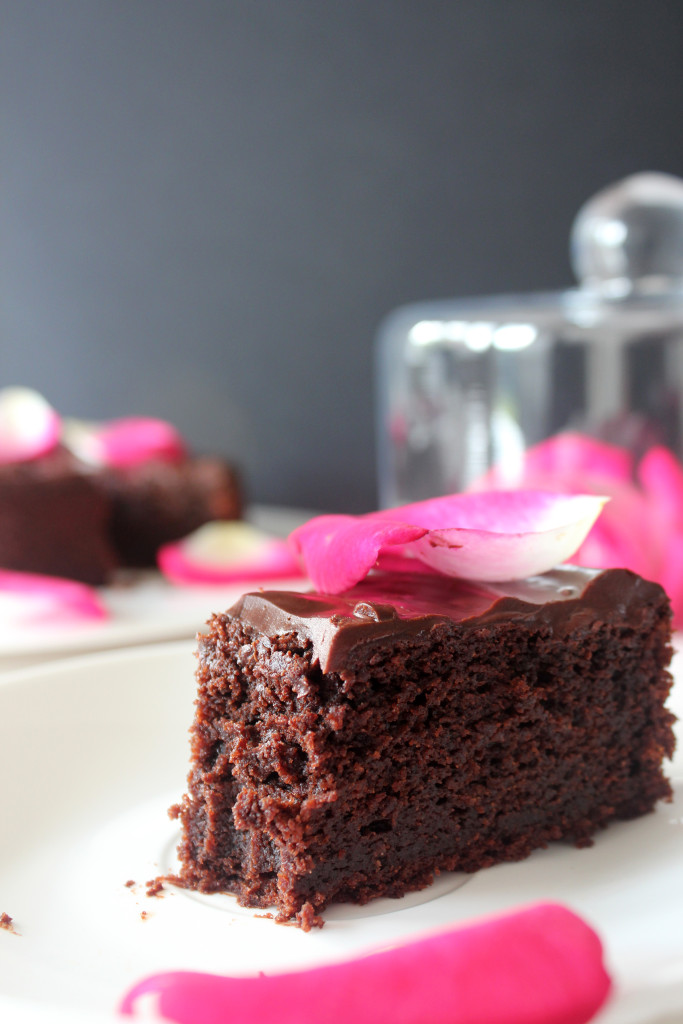 Eggless beetroot9