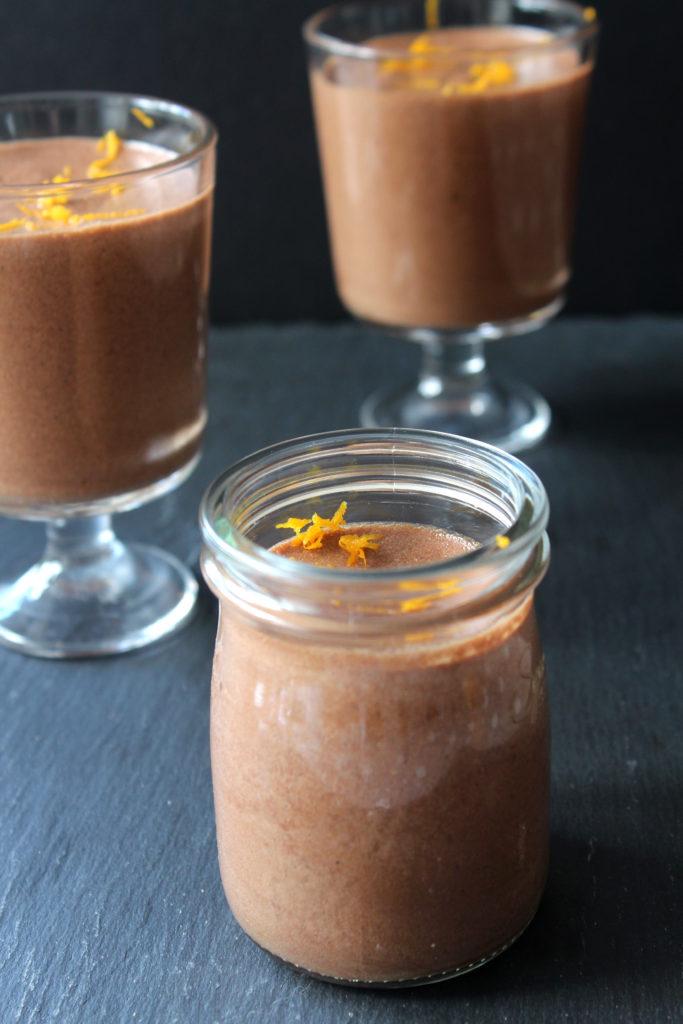 Terry's Chocolate Orange Mousse